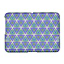 Colorful Retro Geometric Pattern Amazon Kindle Fire (2012) Hardshell Case View1