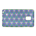 Colorful Retro Geometric Pattern Galaxy Note Edge View1