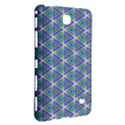 Colorful Retro Geometric Pattern Samsung Galaxy Tab 4 (8 ) Hardshell Case  View3