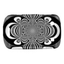 Black And White Ornamental Flower Bold Touch 9900 9930 View1
