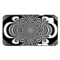 Black And White Ornamental Flower Samsung Galaxy S i9008 Hardshell Case View1