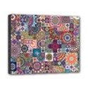 Ornamental Mosaic Background Canvas 10  x 8  View1