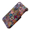 Ornamental Mosaic Background Apple iPhone 3G/3GS Hardshell Case View4