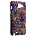 Ornamental Mosaic Background Samsung Galaxy Note 1 Hardshell Case View2