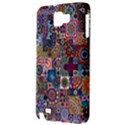 Ornamental Mosaic Background Samsung Galaxy Note 1 Hardshell Case View3
