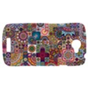 Ornamental Mosaic Background HTC One S Hardshell Case  View1