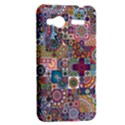 Ornamental Mosaic Background HTC Radar Hardshell Case  View2