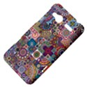 Ornamental Mosaic Background HTC Radar Hardshell Case  View4