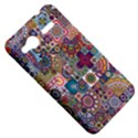 Ornamental Mosaic Background HTC Radar Hardshell Case  View5