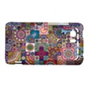 Ornamental Mosaic Background HTC Vivid / Raider 4G Hardshell Case  View1