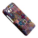 Ornamental Mosaic Background HTC Vivid / Raider 4G Hardshell Case  View5