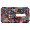 Ornamental Mosaic Background HTC Evo 3D Hardshell Case  View1