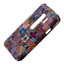 Ornamental Mosaic Background HTC Evo 3D Hardshell Case  View4