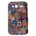 Ornamental Mosaic Background HTC Wildfire S A510e Hardshell Case View3