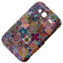 Ornamental Mosaic Background HTC Wildfire S A510e Hardshell Case View4