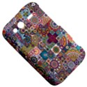 Ornamental Mosaic Background HTC Wildfire S A510e Hardshell Case View5