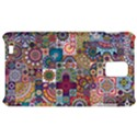 Ornamental Mosaic Background Samsung Infuse 4G Hardshell Case  View1