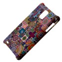Ornamental Mosaic Background Samsung Infuse 4G Hardshell Case  View4