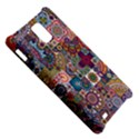 Ornamental Mosaic Background Samsung Infuse 4G Hardshell Case  View5