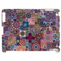 Ornamental Mosaic Background Apple iPad 2 Hardshell Case (Compatible with Smart Cover) View1