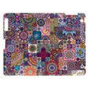 Ornamental Mosaic Background Apple iPad 3/4 Hardshell Case View1
