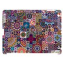 Ornamental Mosaic Background Apple iPad 3/4 Hardshell Case (Compatible with Smart Cover) View1