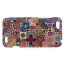 Ornamental Mosaic Background HTC One V Hardshell Case View1