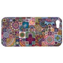 Ornamental Mosaic Background Apple iPhone 5 Hardshell Case View1