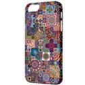 Ornamental Mosaic Background Apple iPhone 5 Classic Hardshell Case View3