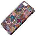 Ornamental Mosaic Background Apple iPhone 5 Classic Hardshell Case View4