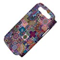 Ornamental Mosaic Background Samsung Galaxy S III Hardshell Case (PC+Silicone) View4