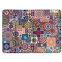 Ornamental Mosaic Background Kindle Fire (1st Gen) Flip Case View1