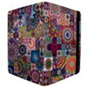 Ornamental Mosaic Background Apple iPad 2 Flip Case View4