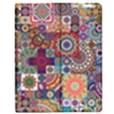 Ornamental Mosaic Background Apple iPad Mini Flip Case View1