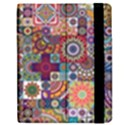 Ornamental Mosaic Background Apple iPad Mini Flip Case View2
