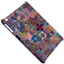 Ornamental Mosaic Background Apple iPad Mini Hardshell Case View5