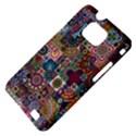 Ornamental Mosaic Background Samsung Galaxy S II i9100 Hardshell Case (PC+Silicone) View4