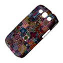 Ornamental Mosaic Background Samsung Galaxy S III Classic Hardshell Case (PC+Silicone) View4