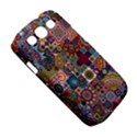 Ornamental Mosaic Background Samsung Galaxy S III Classic Hardshell Case (PC+Silicone) View5