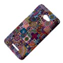 Ornamental Mosaic Background HTC Butterfly X920E Hardshell Case View4