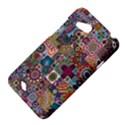 Ornamental Mosaic Background HTC Desire VC (T328D) Hardshell Case View4