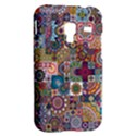 Ornamental Mosaic Background Samsung Galaxy Ace Plus S7500 Hardshell Case View2