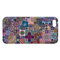 Ornamental Mosaic Background Apple iPhone 5 Premium Hardshell Case View1