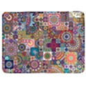 Ornamental Mosaic Background Samsung Galaxy Tab 7  P1000 Flip Case View1