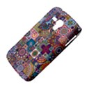 Ornamental Mosaic Background Samsung Galaxy Duos I8262 Hardshell Case  View4