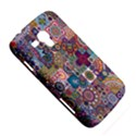 Ornamental Mosaic Background Samsung Galaxy Duos I8262 Hardshell Case  View5