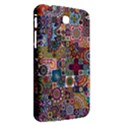 Ornamental Mosaic Background Samsung Galaxy Tab 3 (7 ) P3200 Hardshell Case  View2