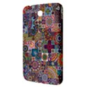 Ornamental Mosaic Background Samsung Galaxy Tab 3 (7 ) P3200 Hardshell Case  View3