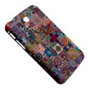 Ornamental Mosaic Background Samsung Galaxy Tab 3 (7 ) P3200 Hardshell Case  View5