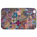 Ornamental Mosaic Background Samsung Galaxy Tab 3 (8 ) T3100 Hardshell Case  View1